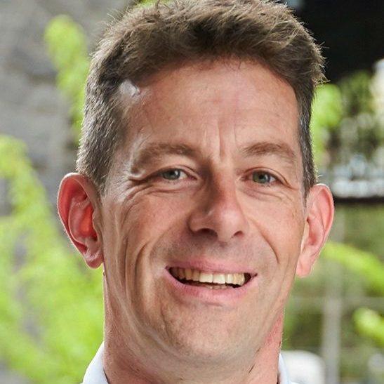 ADM+S Chief Investigator Mark Sanderson