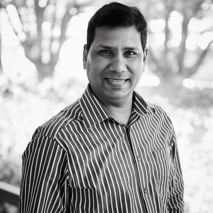 ADM+S node staff Abhishek Kashyap