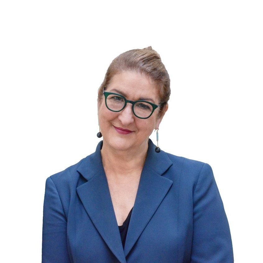 ADM+S Advisory Board Chair Deena Shiff
