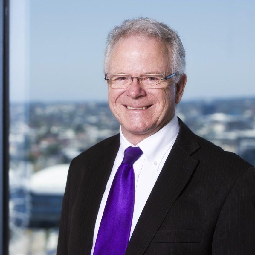 ADM+S Advisory Board member Stuart Cunningham