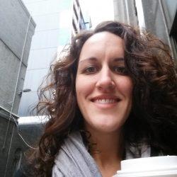 ADM+S Research Training Coordinator Sally Storey
