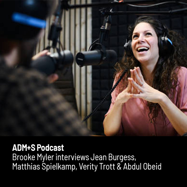 Link to ADM+S Podcast on the Australian Search Experience