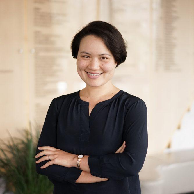 Anna Zhu